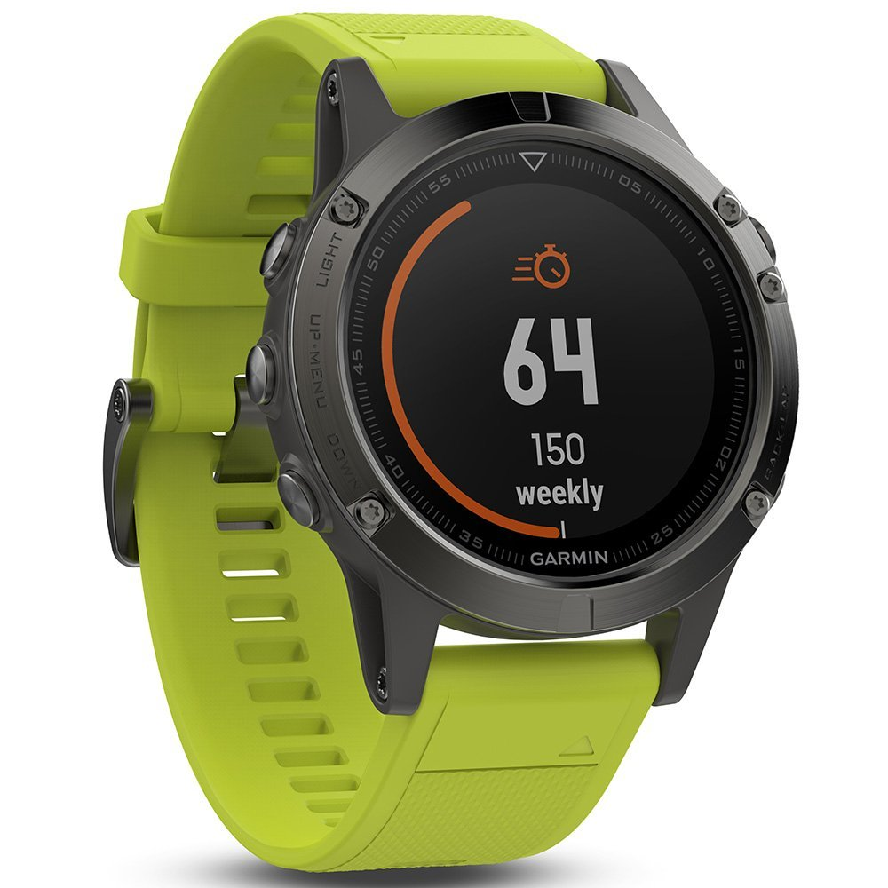 Garmin Fenix 5, Sportuhr, Activity Tracker,