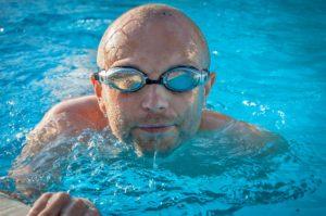 Schwimmer, Fan Pulsuhr zum Schwimmen,